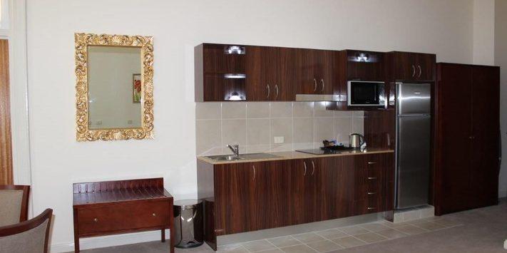 Quality Regent Hotel Rockhampton Heritage Spa Suite
